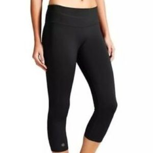 ATHLETA | sz S black Sonar crop tights